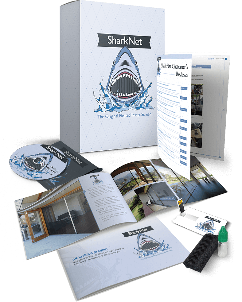 sharkbox components
